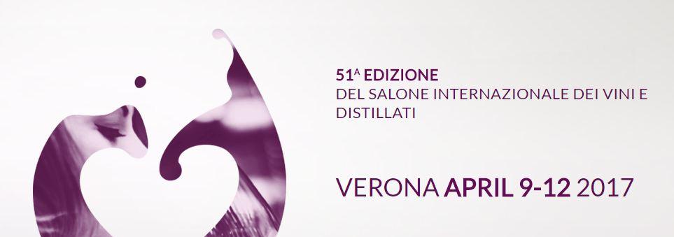 Vinitaly 2017 – VERONA 9 – 12 APRILE 2017
